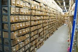 Warehouse - Entrepôt